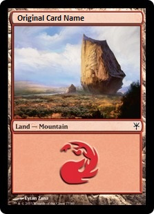 Blood Moon Mountain