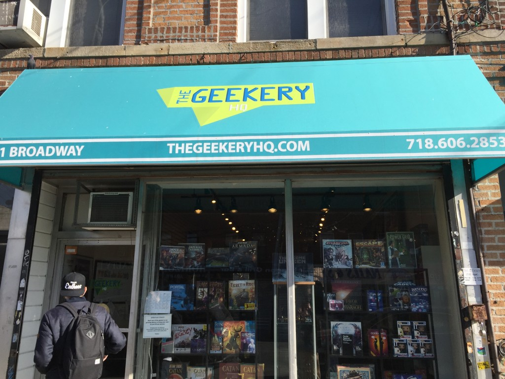 Geekery
