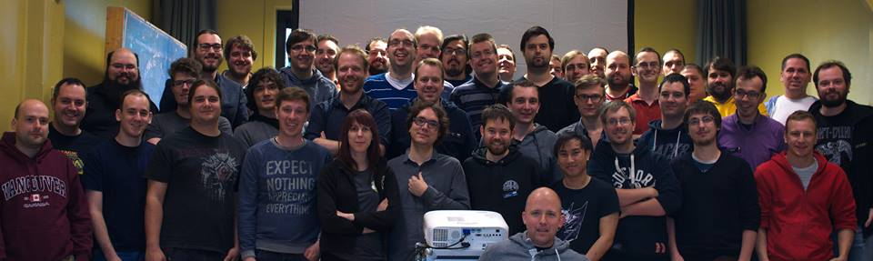 BeNeLux Judge Conference full staff