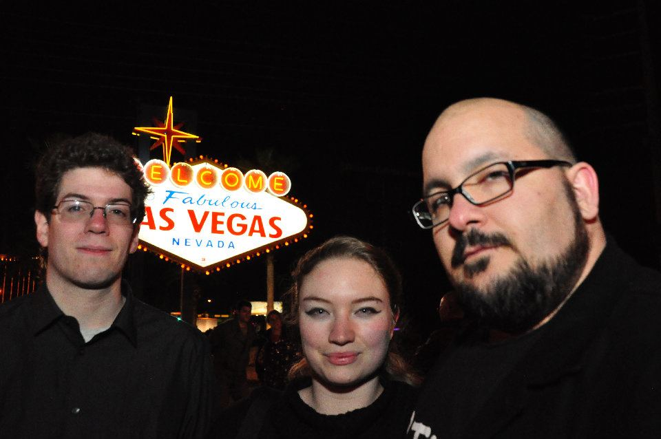 SCG Las Vegas 2011 — with Fabian Peck and Morgan Meehan-Lam.