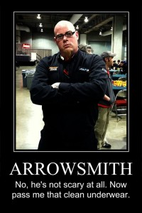 Arrowsmith Scary