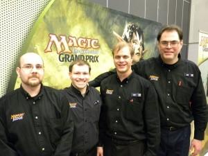 At GP Montreal 2012