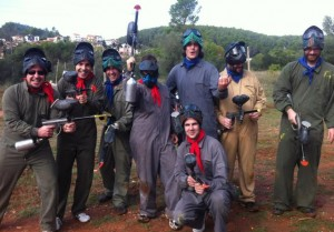 paintball jueces