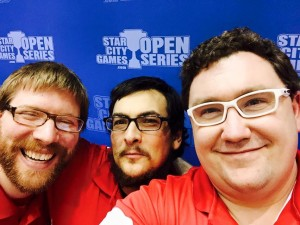 SCG Open Indianapolis 2015 Head Judges