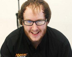 Daniel smiling