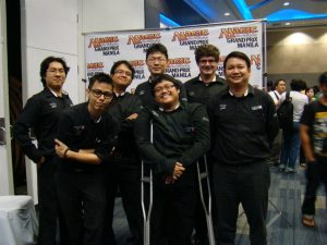 Joel at GP Manila