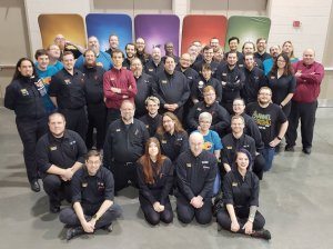 GP Milwaukee Staff