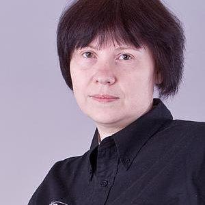 Irina Samonova