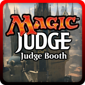 The Judge Booth