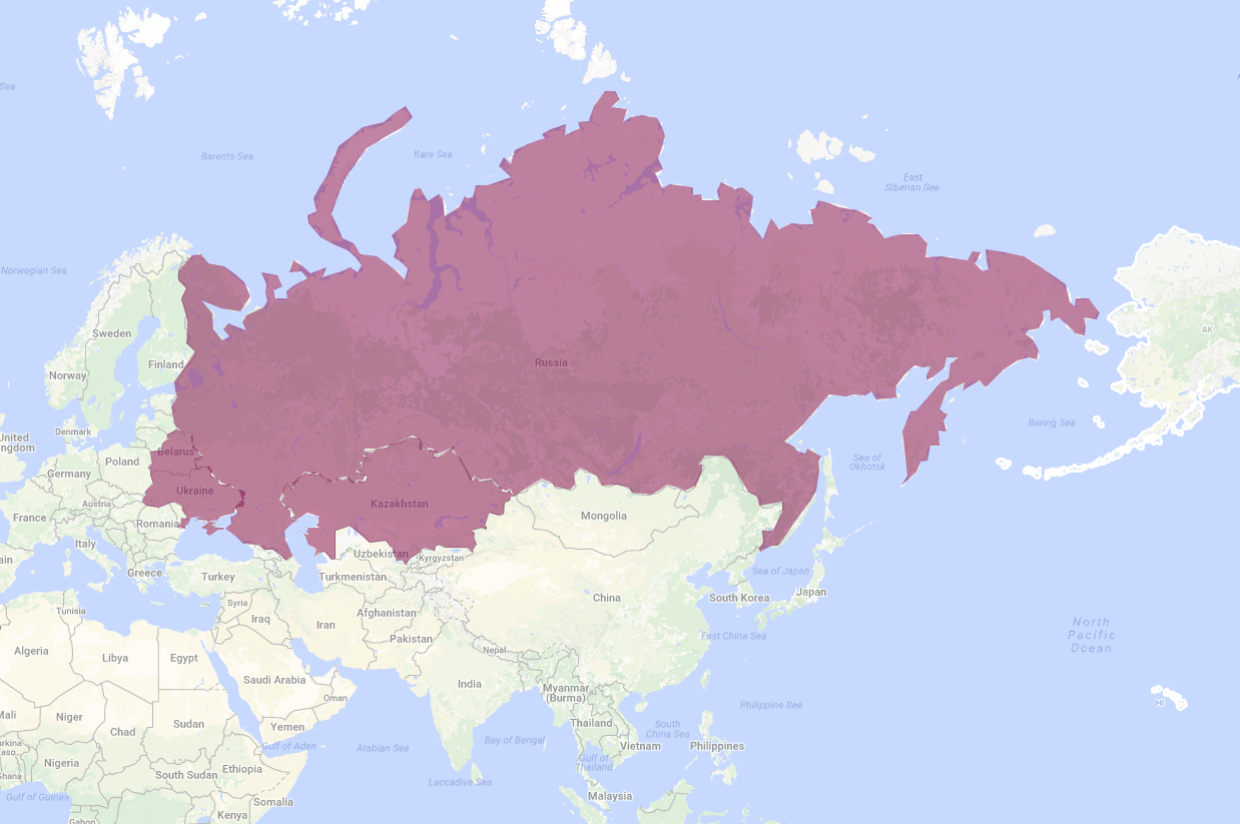 Russian speaking countries