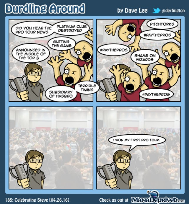 Comic by Dave Lee from Manadeprived.com.