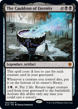 Cauldron of Eternity