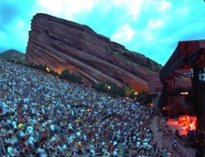 Widespread Panic, on the rocks