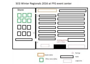 SCG Regionals